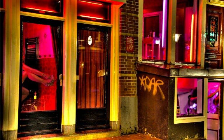 Prostitutes Haarlem