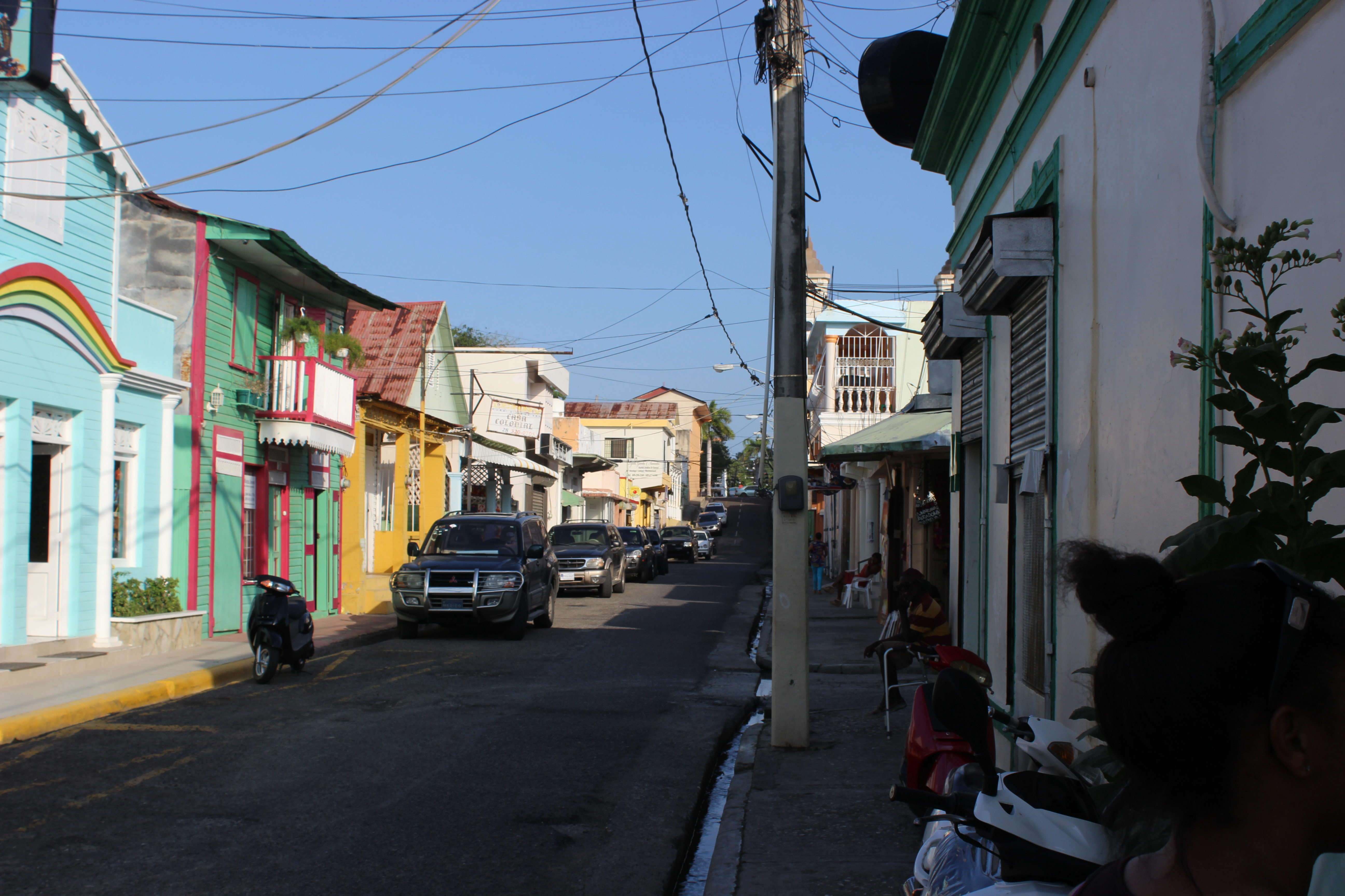 Girls in Puerto Plata
