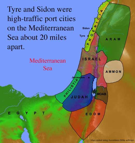 Prostitutes Sidon