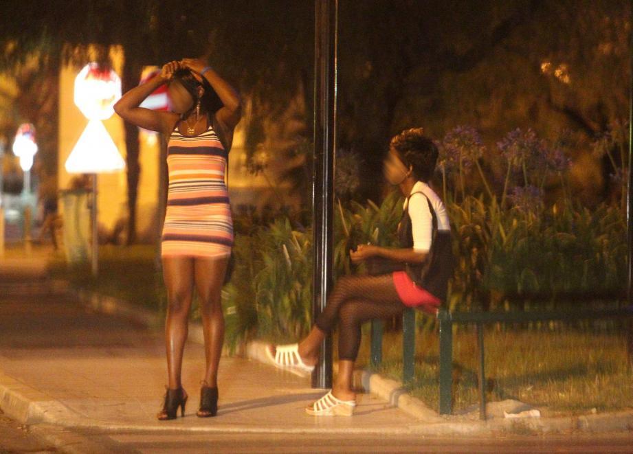 Prostitutes Menton