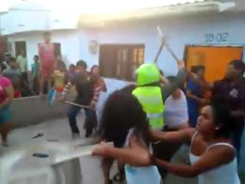 Girls in Riohacha