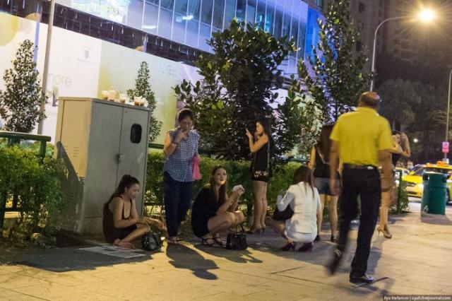 Prostitutes Singapur