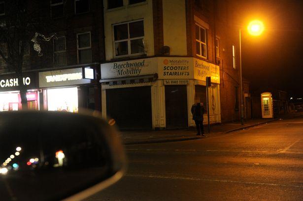 Prostitutes Hull