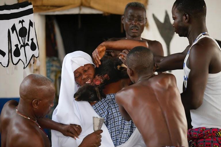 Prostitutes Ouidah
