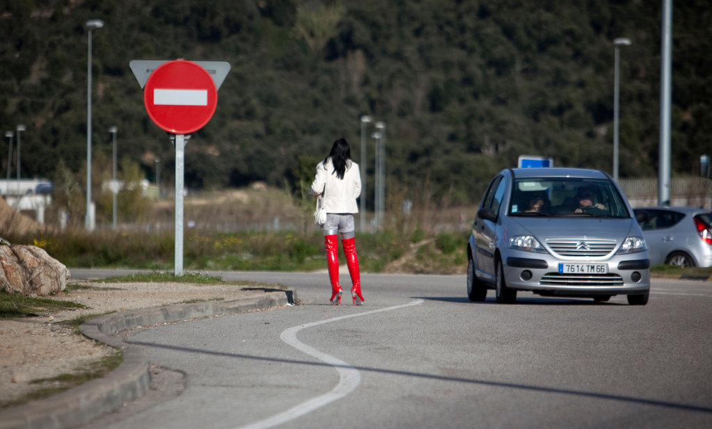 Prostitutes Spanish Town